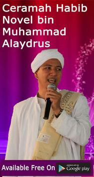 Habib Novel Muhammad Alaydrus poster