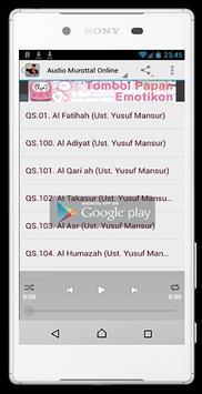 Ceramah Yusuf Mansur & Murotal apk screenshot