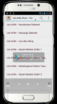 Ceramah Arifin ilham & Dzikir apk screenshot