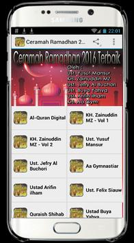 Ceramah Ramadhan 2016 Mp3 poster