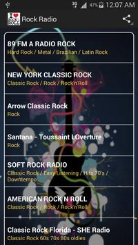Rock Music Radio screenshot 8