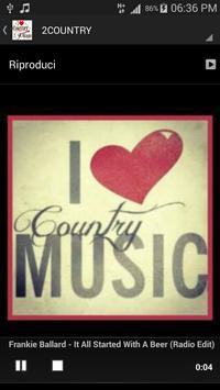 Country Music Radio apk screenshot