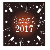 Feliz Año Nuevo 2018 icon