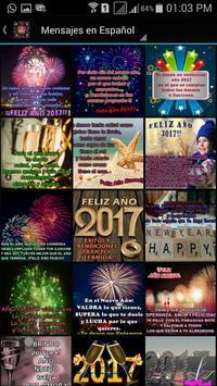 Feliz Año Nuevo 2018 poster
