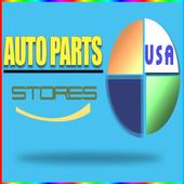 Auto Parts Stores : USA icon