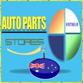 Auto Parts Stores : Australia icon