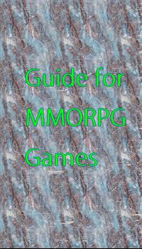 MMORPG Games poster