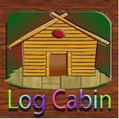 Log Cabins icon