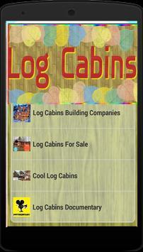 Log Cabins poster
