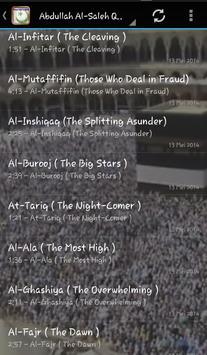 Alquran English Audio screenshot 2