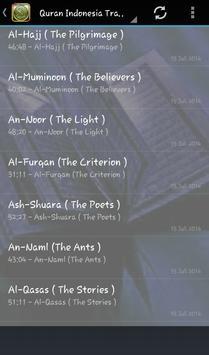 Quran Terjemahan Indonesia screenshot 3