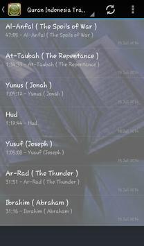 Quran Terjemahan Indonesia screenshot 1