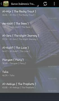 Quran Terjemahan Indonesia screenshot 2