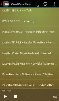 News Palestine Radio Audio screenshot 4