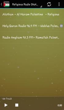 News Palestine Radio Audio screenshot 3