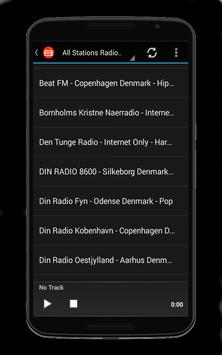 Denmark Radio Stations screenshot 2
