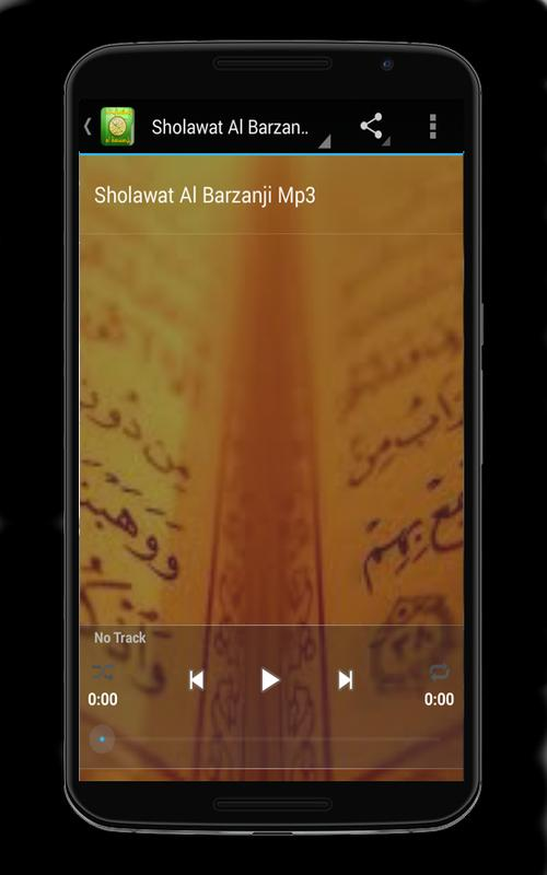 Barzanji mp3 download.