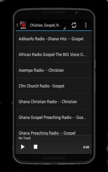 Ghana Radio Stations apk screenshot