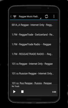 All Raggae Radio Stations screenshot 1