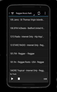 All Raggae Radio Stations screenshot 2