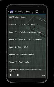 Korean FM Radio Tuner apk screenshot