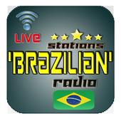 Brazilian FM Radio Stations icon