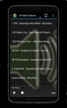 Brazilian FM Radio Stations screenshot 2