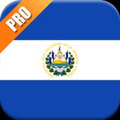 El Salvador Radio Pro 🎧 icon