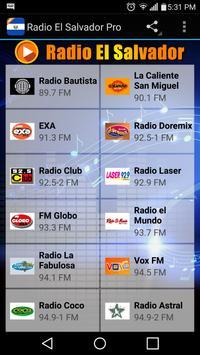 El Salvador Radio Pro 🎧 poster