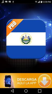 El Salvador Radio Pro 🎧 apk screenshot