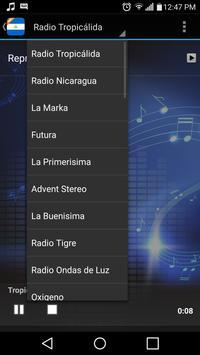 Radio Nicaragua Pro 🎧 apk screenshot