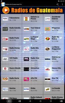Radio Guatemala Pro 🎧 apk screenshot
