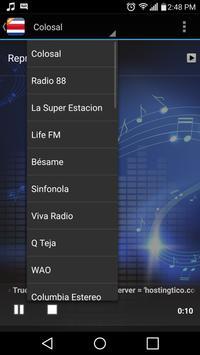 Radio Costa Rica Pro 🎧 apk screenshot