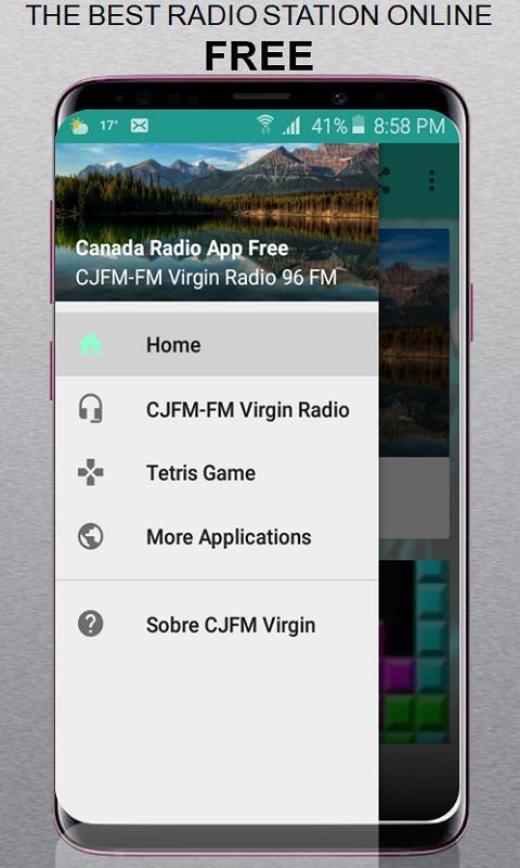 CA CJFM FM Virgin Radio 96 App Radio Listen Online for Android - APK