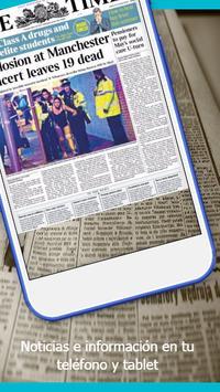 Periodicos de Costa Rica 506 screenshot 3