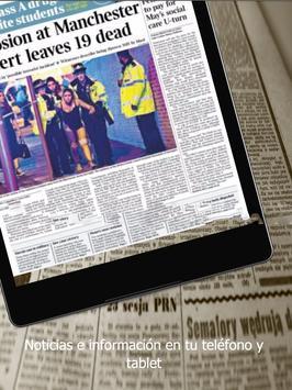 Periodicos de Costa Rica 506 screenshot 8