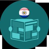 Periodicos de Paraguay 595 icon