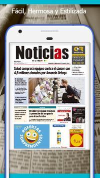 Periodicos de Paraguay 595 screenshot 4