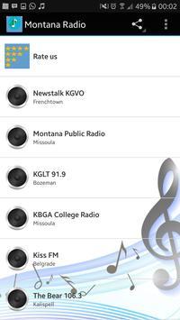 Montana Radio poster