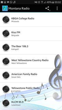 Montana Radio apk screenshot