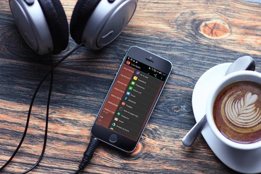 Miami Live Radio Stations apk screenshot