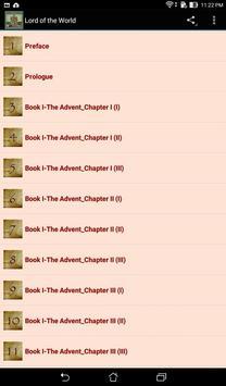 Lord of the World apk screenshot