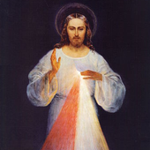 Chaplet of the Divine Mercy icon