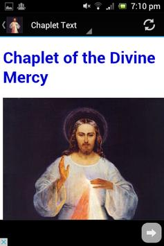 Chaplet of the Divine Mercy apk screenshot