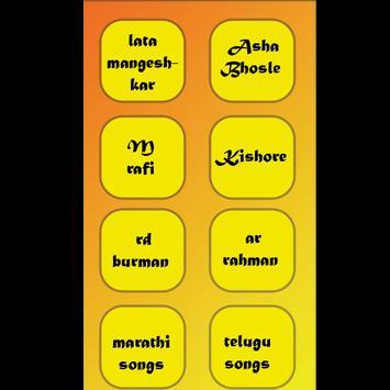 top old hindi songs screenshot 1