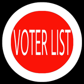 Voter List of India icon