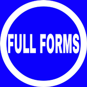 FULL FORMS icon