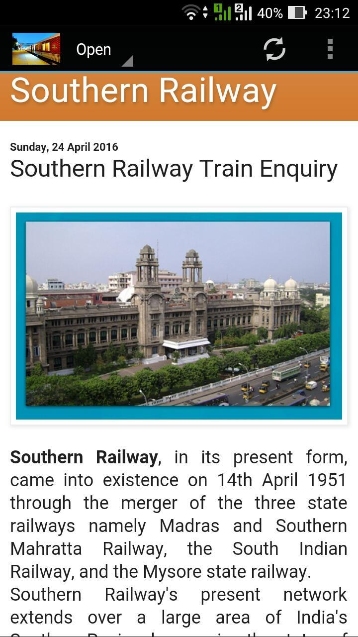 Southern Railway for Android - APK Download