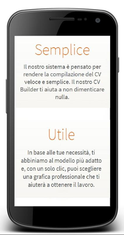 Curriculum Vitae Europeo 7 7 For Android Apk Download