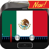 Radios from México live AM/FM Radio icon